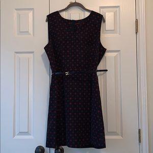 Tommy Hilfiger a-line dress size 16